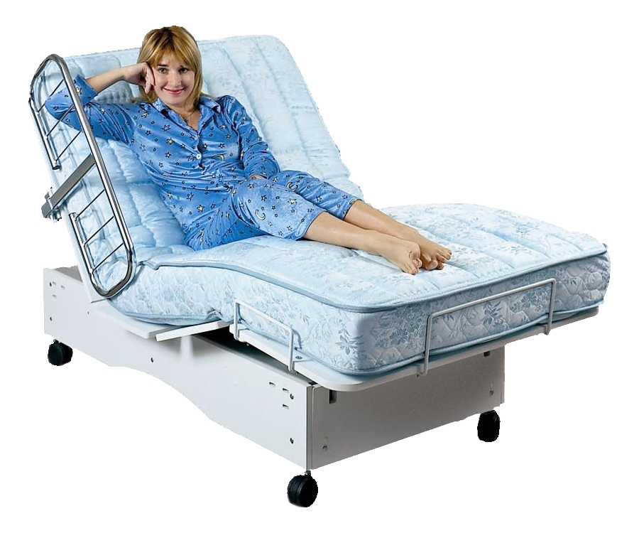The New Valiant Full Size Electric Hospital Bed