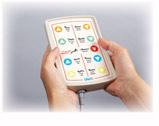 Horizontal Deluxe Illuminated Hand Control
