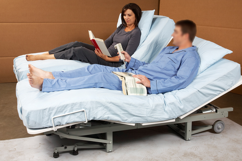 New Valiant Electric Hospital Bed
