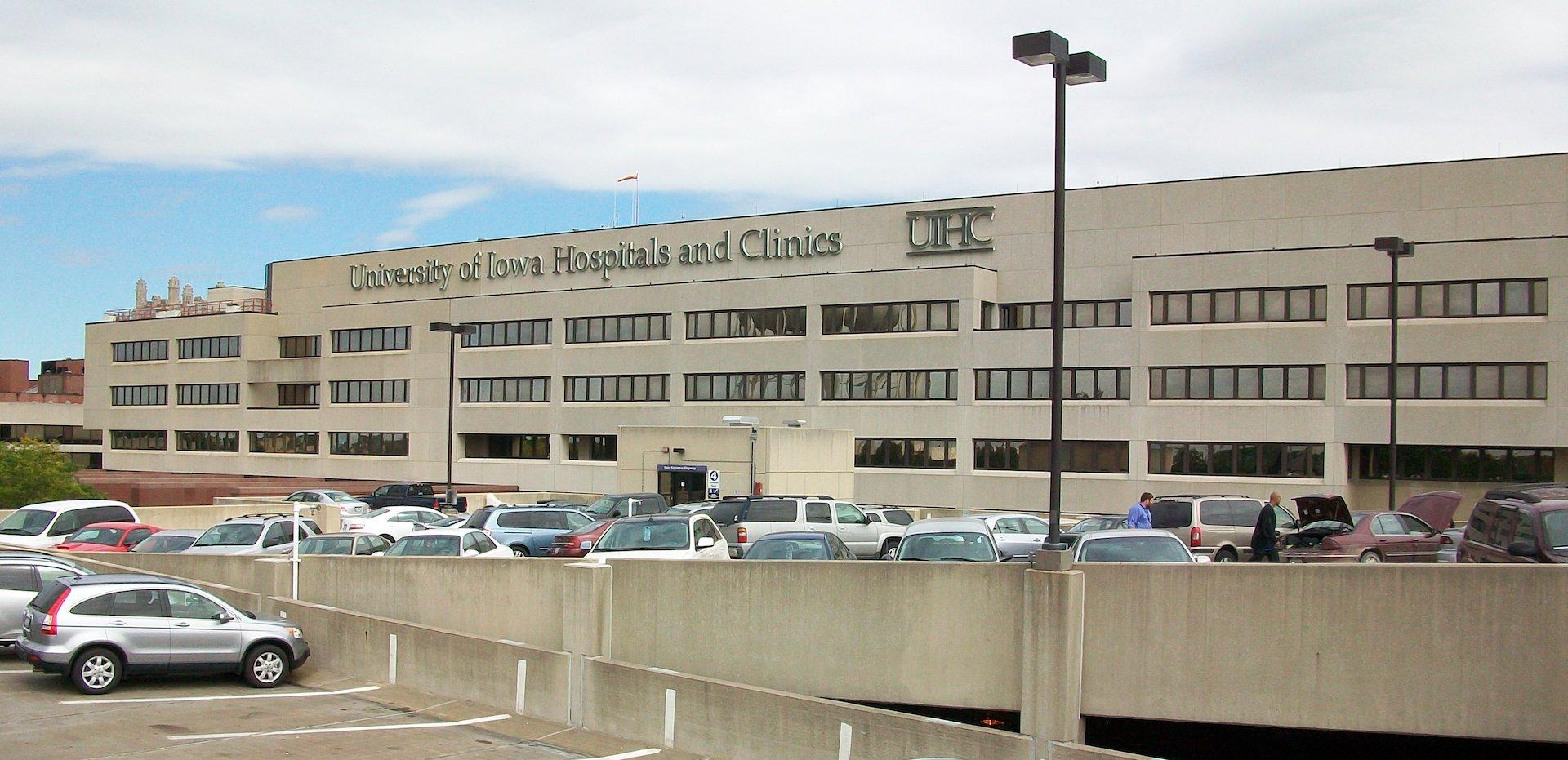 University of Iowa Hospitals and Clinics