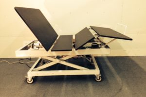 Refurbished bed with head & foot adjustability