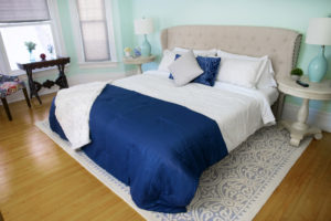 New Valiant blends into bedroom